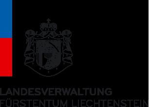 Logo der Landesverwaltung Fürstentum Lichtenstein